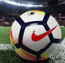 Nike Strike Premier League Football Size 5 White Crimson Soccer Ball 1492ded442afd