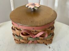 2009 Mothers Day & Protector Basket by LONGABERGER