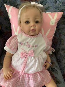 Reborn Baby Doll Ella Brand New