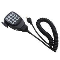 DTMF Digital Number Keys Keypad Button Rubber For Kenwood TH-G71A Radio