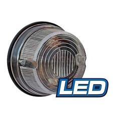 LED Round Trailer Lamp 12v 5 Clear Reverse LED Lights 50000 Hrs 79mm x 42mm