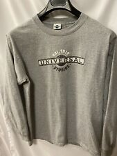 Vintage Universal Studios Long Sleeved T Shirt, M