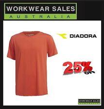 Diadora Mens Cationic Tee Size M Running Sports Shirt Sale item 25% Off RRP
