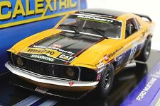 SCALEXTRIC C3671 MUSTANG TRANS AM BOSS 302 NEW 1/32 SLOT CAR * DPR *