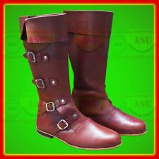 Accurate Footwear for Medieval and Renaissance Re-enactors Boots Mens Shoes Shoe