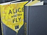 * Signed Ltd Ed * James Rice Alice and the Fly no 221 of 250 Copies 2015
