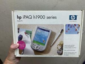 Pocket Pc - HP IPAQ h1900