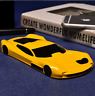 iPhone 7 Plus Cool 3D Racing Sports Car Design Cell Phone Hard Protective Case