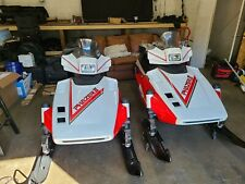 2-1991 yamaha phaser mint condition. matching pair