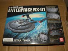 BANDAI STAR TREK 1/850 USS ENTERPRISE NX-01 KIT