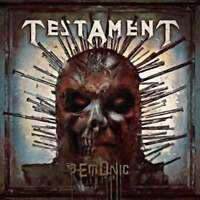 Testament - Demonic Nuovo Digi Confezione CD