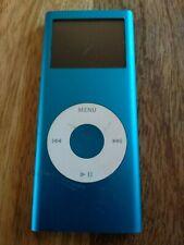 Apple iPod Nano 1st Generation 4GB Blue.