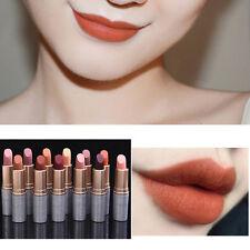 1pc Orange Waterproof Matte Lipstick Long Lasting Lip Gloss Pen Lip Makeup