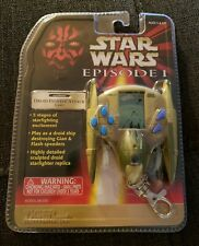 Star Wars Episode 1 Droid Fighter Attack Game 1999 NEW SEALED Tiger Electronic