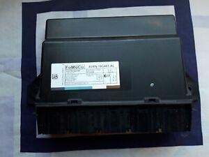 FORD C-MAX Keyless Central Locking ECU C520 AV6N-19G481-AL 5WK49778M 2013