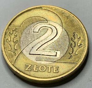 Poland 1994 2 Zlote coin !!!NO RESERVE!! !!!! !!(R3D3)