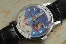 Pobeda Zim Yuri Gagarin Wrist watch Mechanical Space caliber: 2602