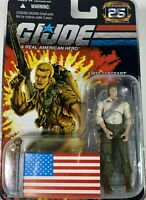 "GI Joe 25th Anniversary FIRST SERGEANT ~ American Hero 3.75"" Action Figure"