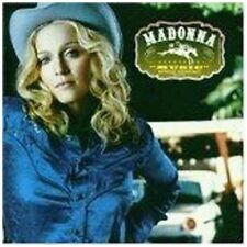 CDs de música electrónica Madonna