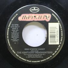 Country 45 The Kentucky Headhunters - High Steppin' Daddy / Dumas Walker On Merc