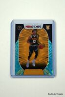 RJ Hampton 2020-21 NBA Hoops Rookie Teal Explosion RC SP Denver Nuggets #239