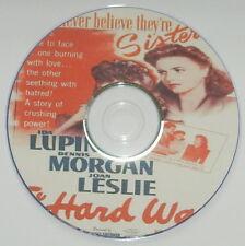 DRAMA 005: THE HARD WAY 1943 Vincent Sherman Ida Lupino, Dennis Morgan