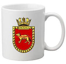 HMS JACKAL COFFEE MUG
