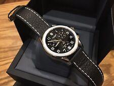 241501 Victorinox Swiss Army Classic Swiss Quartz Chrongraph Leather Strap Watch