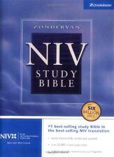 Zondervan NIV Study Bible by Zondervan
