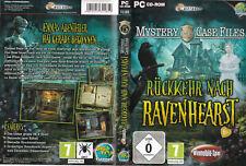 Mystery Case Files: Rückkehr nach Ravenhearst (PC, 2009, DVD-Box)