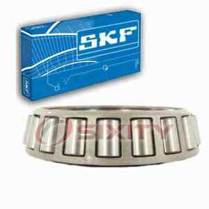 SKF Rear Axle Differential Bearing for 1988-2000 Chevrolet C35 Driveline nj
