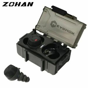 Electronic Shooting Ear Plugs Noise Cancelling Hearing Protection Headphones