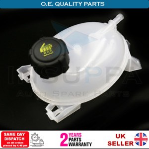 RADIATOR EXPANSION TANK WITH LID FOR RENAULT CLIO MK4 CAPTUR 2012 ON 217104354R