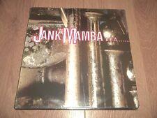 "JANK MAMBA "" JANK MAMBA A.K.A. ...THE FLAMING MUSSOLINIS "" VINYL LP NEW & SEALED"