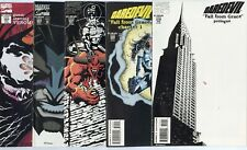 Daredevil #319 - 337,  Man Without Fear #1 - 5  avg. NM 9.4  Marvel  1993