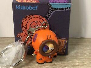 Kidrobot South Park Dead Kenny Zipper Pull Key Chain Series 2 New Opened Blind