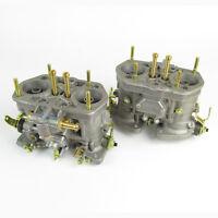 Pair of genuine Weber 40IDF carburettors carbs special offer VW Beetle Fiat etc.