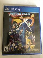 Mega Man Legacy Collection 2 PS4 (Sony PlayStation 4) Brand New - Region Free