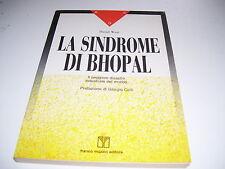 Book syndrome Bhopal David Weir FRANCO MUZZIO Publisher