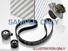 Volvo V50 2.4  04-10 Timing cam belt kit tensioner idler pulley + water pump