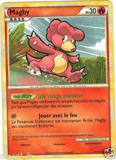 Pokémon n° 41/102 - MAGBY - PV30 (9147)