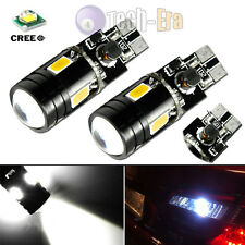 White High Power Canbus T10 T15 168 W5W CREE LED Bulbs for Backup Reverse Lights