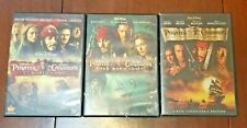 Pirates of the Caribbean (3 Dvd Movies) - Collection