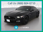 2017 Ford Mustang GT Premium Coupe 2D haker Premium Sound Leather Cruise Control F&R Head Curtain Air Bags Traction