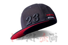 660192075 NISMO COMFIT Trucker Hat Baseball Cap Black GTR R32 R33 R34 R35