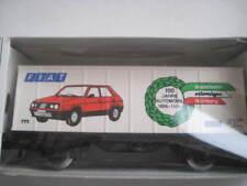 Marklin H0 4481-86503 DB FIAT 100 Jahre Automobil Modellbahn Schweiger Box Car