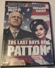 DVD - Free Shipping - THE LAST DAYS OF PATTON - George C. Scott, Eve Marie Saint