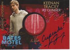 "Bates Motel Season 2 - Autograph Costume Card CAKT - Keenan Tracey -  ""Cupcake?"""