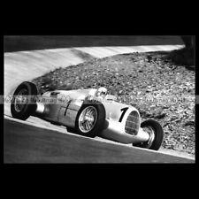 #pha.031577 Photo AUTO UNION C BERND ROSEMEYER EIFELRENNEN GP NURBURGRING 1937