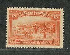Canada Sc#102 M/H/VF-EF, Some Paper Adhesions On Gum, Cv. $225